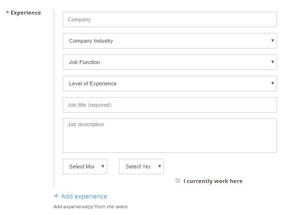 Cara Mengisi Formulir Di Website Rekrutmen Pt Omron Cahpabrik Community